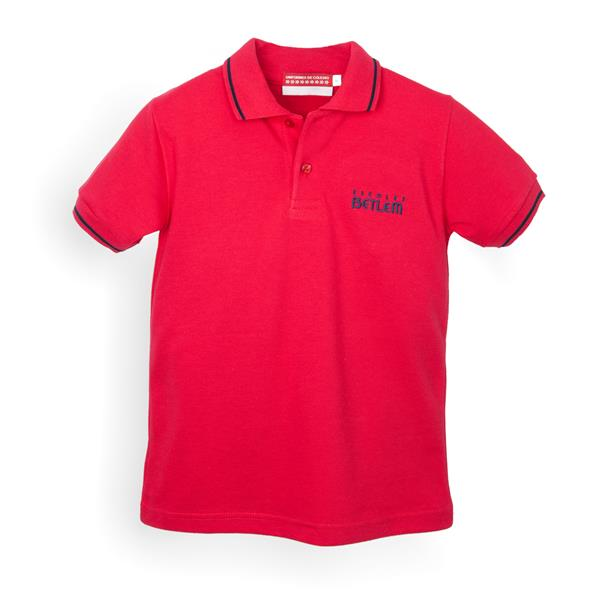 POLO ROJO MC BETLEM