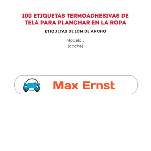 ETIQUETAS TREMOADHESIVAS REF.:21