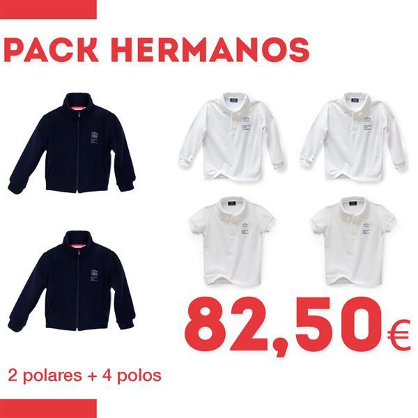 PACK HERMANOS